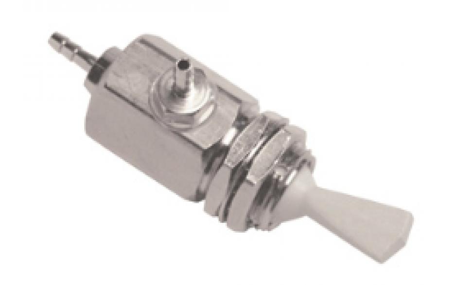 Grey 2-Way Momentary Toggle Hex Valve Normally Closed DCI 7021